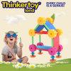 Aprendendo Iinterlocking Imagination Toy para Girl