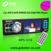 Heißes Sell Car MP5 mit Remote Control Am/FM Radio Bluetooth 3.3 Inch TFT
