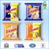 Os melhores saquinhos que lavam o detergente do pó da lavanderia