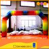 Cancello gonfiabile dell'arco gonfiabile del Rainbow per la pubblicità (AQ5333)
