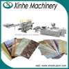 Extrusion de marbre d'imitation de feuille de PVC de qualité faisant la ligne de production à la machine