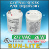 Cfls를 위한 전자 각자 Ballasted Lamp Adapters Used; Q-05c