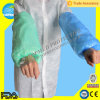 Wegwerfbare weiße PET Hülsen-Abdeckung, blaue PET Hülsen-Abdeckung
