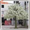 실내 Lanscaping 인공적인 백색 벚꽃 플랜트 나무
