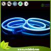 파란 방출 색깔 LED 네온 코드 밧줄 빛