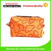 Sac de produit de beauté de toile de polyester de configuration de nuage de 2016 oranges