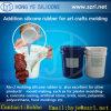 Borracha de silicone líquida para moldes pré-fabricados do silicone