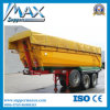 60ton 3axles Dump Trailer für Sand Tipping