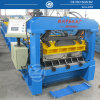 Stahldach anpassen kaltwalzen die Formung der Maschine