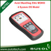 Datastream Model Engine, Transmission, ABS 및 Airbag Code Reader Md 802를 가진 4 System Autel Md802를 위한 Maxidiag Elite Md802
