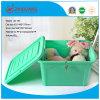 caixa de armazenamento 85L plástica para o alimento/roupa…