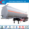 Large Capacity Tri-Axle Tanker Trailer for Chemical