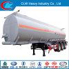 Chemical를 위한 큰 Capacity 세 배 Axle Tanker Trailer