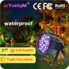 Yuelight 54X3w RGBW Outdoor LEDアメリカDJ IP65 Waterproof PAR Light