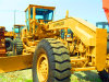 Машинное оборудование используемое/Secondhand гусеница 14G мотора грейдера конструкции