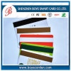 Gold Magnetic Stripe Card mit 2D Barcode