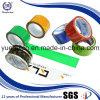 Rotes Band des blaue und grüne Farben-kundenspezifisches Firmenzeichen-BOPP