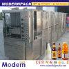 Macchina di sterilizzazione di pastorizzazione della bottiglia del sistema dello spruzzo continuo della birra