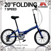 20 pouces - Quality élevé Folding Bike (WL-2010A)