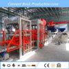 Pavimentadora hueco completamente automática del ladrillo del bloque de cemento que hace la máquina