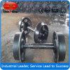 Подгонянное колесо литой стали сопрягало с минируя автомобилем