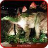 Робототехническая выставка динозавра Animatronic Stegosaurus