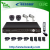 4CH Indoor/Outdoor Home Sicherheitssystem Kit (BE-8104V2ID2CD42)