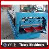 Roulis automatique de feuille de toiture en métal de couture de position formant la machine