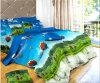 2015 de Nieuwe Reeks van het Beddegoed van het Ontwerp 3D