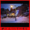 Licht van het Motief van de Straat van het LEIDENE het Commerciële Project van Kerstmis