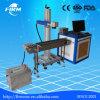 Máquina aprobada de la marca del laser de la fibra del vuelo del metal y del no metal del Ce 10W 20W 30W