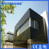 Festes PVDF Aluminiumplastikpanel für Zwischenwand
