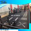 Pavimentazione commerciale eccezionale di ginnastica di comodità di flessibilità e di durevolezza