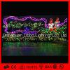Frohe Weihnachten Letter 2D LED Christmas Motif Lighting