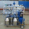 Jetter Tray、Diesel Engineの酪農場Cow Mobile Milking Machine