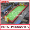 PVC Inflatable Sport Field di Lilytoys Large per la partita di football americano (J-SG-025)