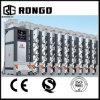 Porta de alumínio automática elétrica