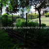 안핑 PVC Coated Double Wire Mesh Fence (공장 20 년)