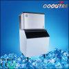 Automático del cubo de hielo fabricante del agua que fluye con gran capacidad