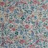 La tela llana del algodón con la flor imprimió para las ropas (30X30/68X68)