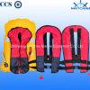Тип морского раздувного спасательного жилета автоматический
