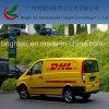 La livraison exprès de DHL de Chine vers le Surinam