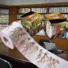 China modificó a surtidor impreso del papel para requisitos particulares de tejido