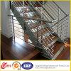 Pasamano del hierro labrado/carril de la escalera/pasamano de la escalera