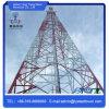 Stahltelekommunikations-Mikrowellen-Antennenmast mit 4 Beinen