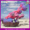 Riesige aufblasbare Blumen-Dekoration-aufblasbare Lotos-Blume für Stadiums-Festival-Partei-Dekoration