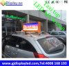 Der Brasilien-LED Bildschirm Dobule seitliches 960*320 mm Taxi-Oberseite-HD Advertisng