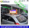 Pantalla Dobule 960*320 lateral milímetro de la tapa HD Advertisng del taxi del Brasil LED