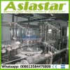 Hot Juice Plastic Bottle Rinsing Filling Capping Machine