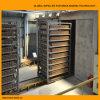 Chambre de séchage courte de dessiccateur de brique de vert de période